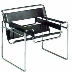 wassily stuhl great wassily chair nachbau with wassily. Black Bedroom Furniture Sets. Home Design Ideas